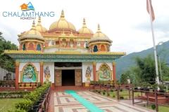 Shri Krishna Pranami Mangal Dham, Chalamthang