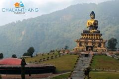 Buddha Park at Ravangla near Chalamthang