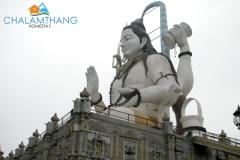 Char Dham near Chalamthang