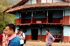 200 year old Traditional house at Chalamthang