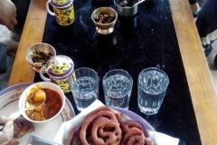 Food at Chalamthang