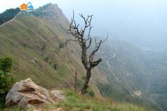 Tarey Bheer near Chalamthang