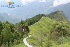 Tarey Bhir near Chalamthang